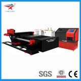 Macchina per incidere di taglio del laser della scheda di nome del metallo (TQL-MFC500-3015)