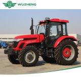 Trattore cinese della rotella dell'azienda agricola 120HP 4 di Waw da vendere