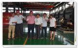 Horizontale Pijp die van de Vervaardiging van China de Eerste CNC Draaibank voor Olieleiding (CG61160) inpassen