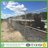 2016 Hot Sale Asutralia Standard Galvanized Boundary Chain Link Fence