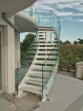 10-19мм тонированное стекло закаленное стекло/Balustrade поручни с установки исправлений