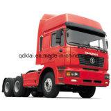 Shacman F2000 10 짐수레꾼 420HP 6X4 원동기 트럭