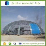 Здания мастерской структурно стали Prefab для горячего сбывания