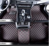 Leather 5Dジープの司令官車のマット