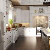 Oppein 6つのドアの選択の木製の食器棚(OP15-S01)