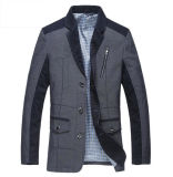 El hombre casual chaqueta Softshell (J031)
