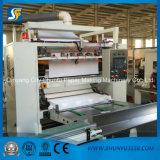 Máquina de papel facial da fabricação do pacote do tecido da tecnologia nova
