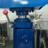 Máquina de mistura de levantamento hidráulica da pintura de emulsão