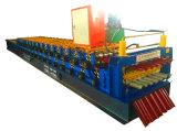 새로운 물결 모양 금속 기계를 형성하는 강철 지붕 위원회 롤