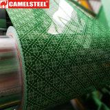Le bobine di Ral9002/9006 PPGI, colorano la bobina d'acciaio rivestita