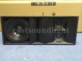Zeile Reihen-PROaudiolautsprecher-Kasten des DJ-Lautsprecher-12inch