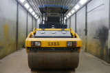 中国の道路工事の機械装置9トンの完全な油圧振動の道ローラー(JM809H)
