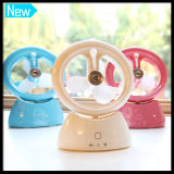 Portable USB Mini Misting Fan Humidifier Batterie rechargeable