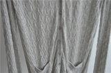 Knitwear шеи Ladie v сделанный по образцу кардиганом с кнопкой