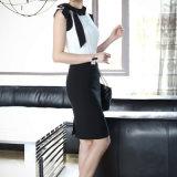 Пакета разреза юбки оптовых новых женщин юбка зимы простирания среднего Hip
