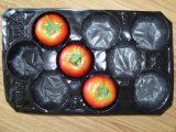 La muestra libre China hizo las bandejas de empaquetado de la fruta y verdura plástica