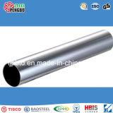 De Opgepoetste Buis 304/316L van het roestvrij staal laste Naadloze Fabrikant