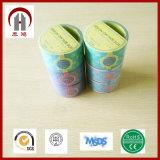 Diseño del modelo del cordón de la cinta de impresión para la decoración y Embalaje