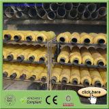 Tubo delle lane di vetro dell'isolamento di alta qualità con il certificato della BV