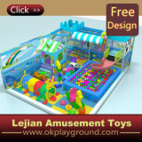 Fr1176 Amazing Fun Multiplay enfants Terrain de jeux intérieur (T1419-1)