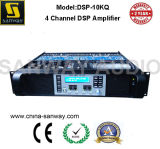 DSP-10kq 4 X 2200W 4 Channel Digital DSP Power Amplifier