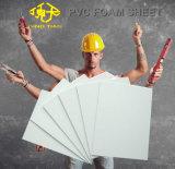 Feuille de mousse en PVC blanc pour armoire de toilette 6-20mm
