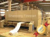 Macchinario tubolare della regolazione di calore del tessuto della fibra chimica del macchinario della tessile