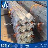 Heißer eingetauchter galvanisierter Baustahl-Winkel-Hauptstab (S235JR, S355JR)