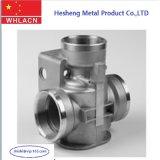 fundición a la cera perdida OEM de moldeo de precisión de la válvula de mecanizado CNC
