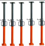 Appui verticaux en acier réglables d'étayage/appui verticaux réglables Jack/appui verticaux résistants d'étayage