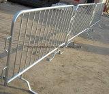 Barrera usada tráfico resistente del control de muchedumbre