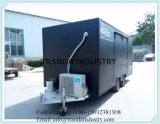 Трейлеры и тележки уступке доставки с обслуживанием