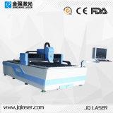 Cortadora caliente del laser de la fibra del acero de carbón de la venta 2m m con el Ce/FDA