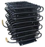 Coated nero Wire Tube Condenser per Fridge