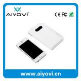 Batteria di riserva esterna di capacità elevata per il iPhone /iPod/iPad1/iPad2, i nuovi telefoni mobili