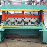 Machine de laminage des métaux de toit de mur de feuille de profil de trapèze pour la construction