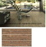 Mattonelle di legno di ceramica del pavimento del materiale da costruzione