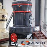機械を作る粘土の塵の粉
