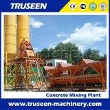 Planta de mezcla concreta de la pequeña máquina de la construcción de la fuente 20-50m3/H de la fábrica