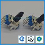 potenziometro rotativo di 11mm con la singola unità per audio strumentazione