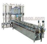 Sinlge Jet banc de test de compteurs d'eau DN15-DN25