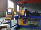 150mm Diamter 6m Längen-Rohr CNC-Edelstahl-Rohr-Scherblock-Maschine