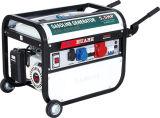 세륨 (2KW-2.8KW)를 가진 HH2800-B07 이탈리아 Design Three Phase Gasoline Generator