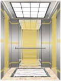Elevador do passageiro da movimentação da C.A. Vvvf sem quarto da máquina (RLS-207)