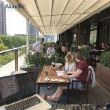 China Hotel de alta qualidade Pergola toldos para o pátio