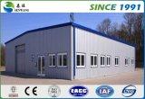 Almacén de la estructura de acero de la protección del medio ambiente ahorro de energía y