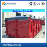 良質のPEの上塗を施してある耐久の防水容器の防水シートか防水シート