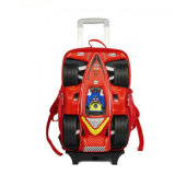 Зрачки вагонетки кладут Backpack в мешки детей шаржа милый (GB#16)