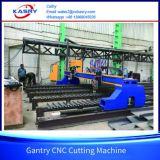 Машина кислородной резки плазмы CNC Gantry с вырезыванием 9 факелов пламени прямым