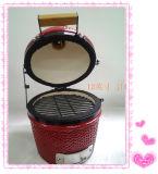 Mini Kamado barbecue grills Cuisine extérieure /Camping fumeur/coquilles en céramique